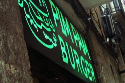 Pim Pam Burger Barcelona