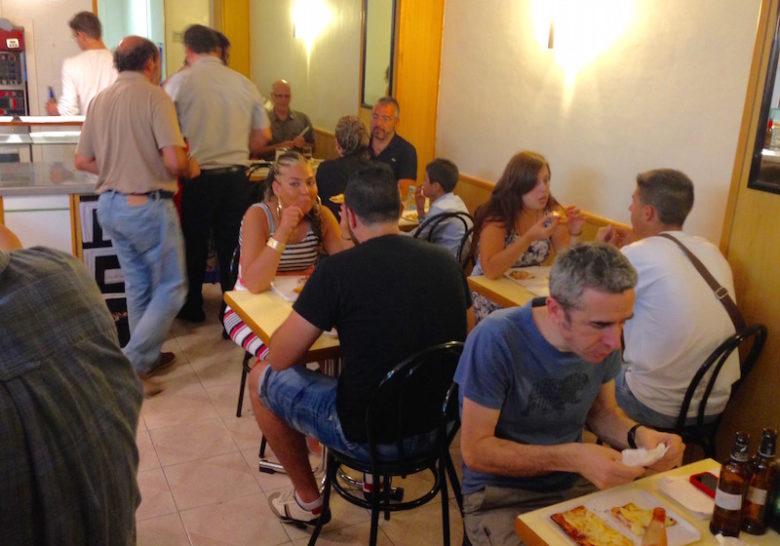 Pizzeria Lucania-II Barcelona