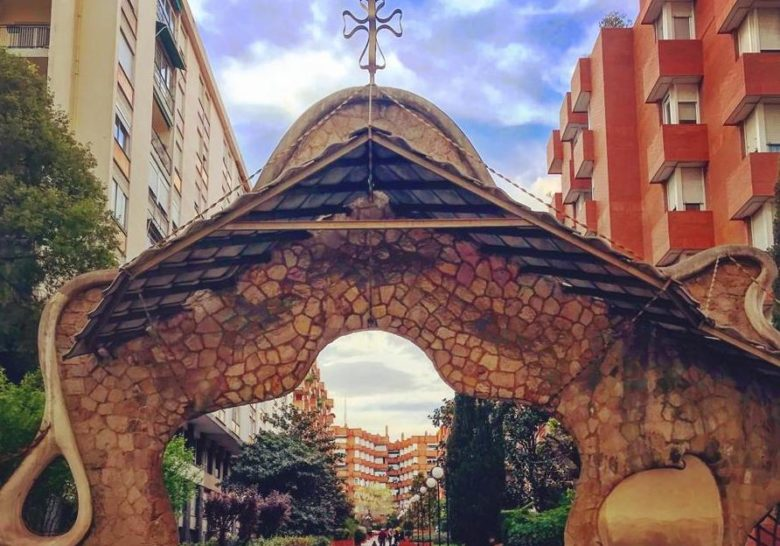 Portal Miralles Barcelona