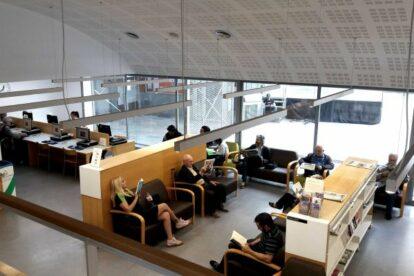 Public Libraries Barcelona