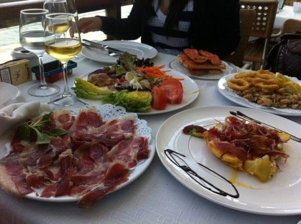 Restaurant Elx Barcelona