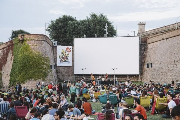 Cinema spotted by locals barcelona for Cinema montjuic 2016