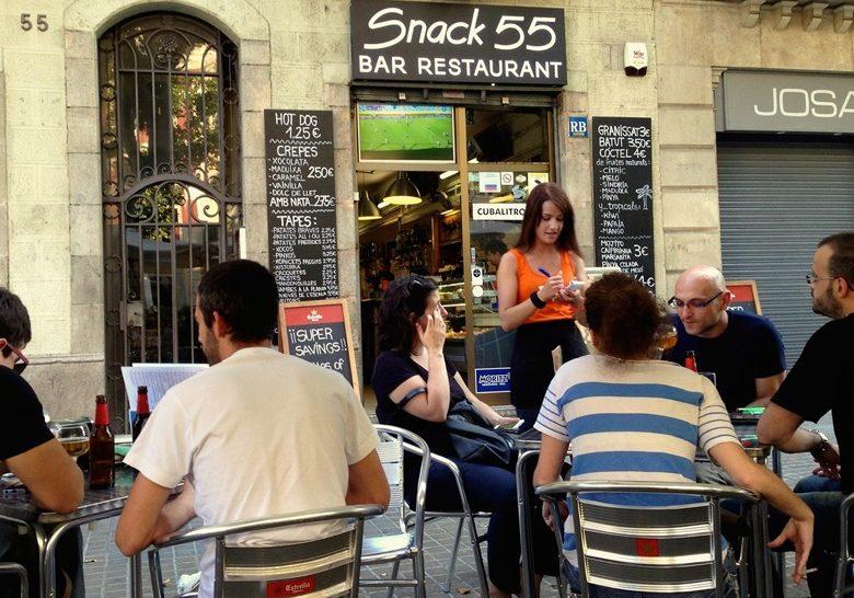 Snack 55 Barcelona