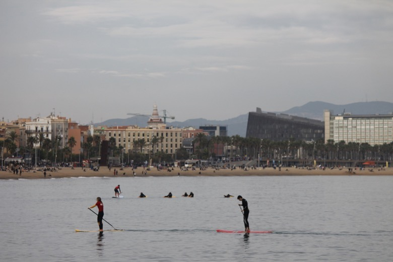 SUP Barcelona