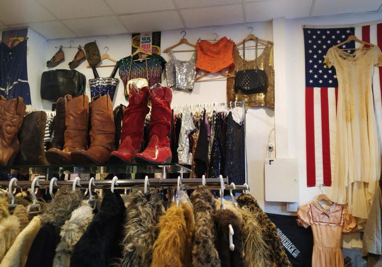 Texas Thrift Store Barcelona