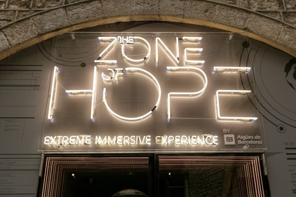 The Zone of Hope Barcelona