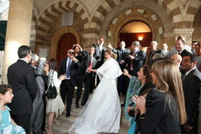 Mar Maroun Church Beirut