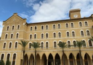 American University of Beirut – A green haven