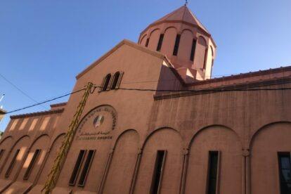 Armenian Vartanants Church Beirut