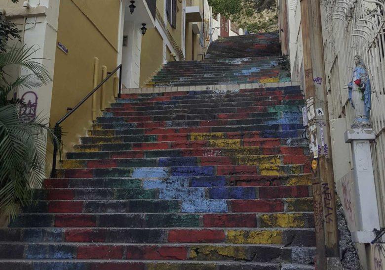 Ashrafieh Stairs Beirut