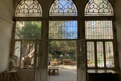 Beirut's Ex-Abandoned Mansion – Your vintage home