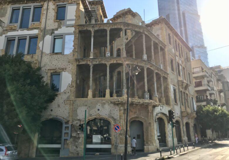 Beit Beirut  Beirut