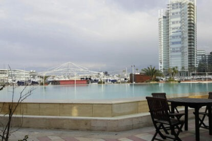 Saint Georges Pool Beirut