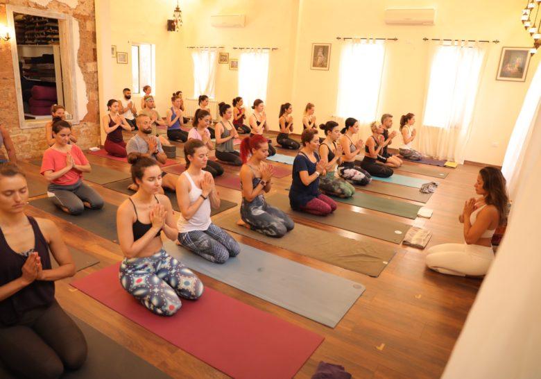 Sarvam Yoga Beirut