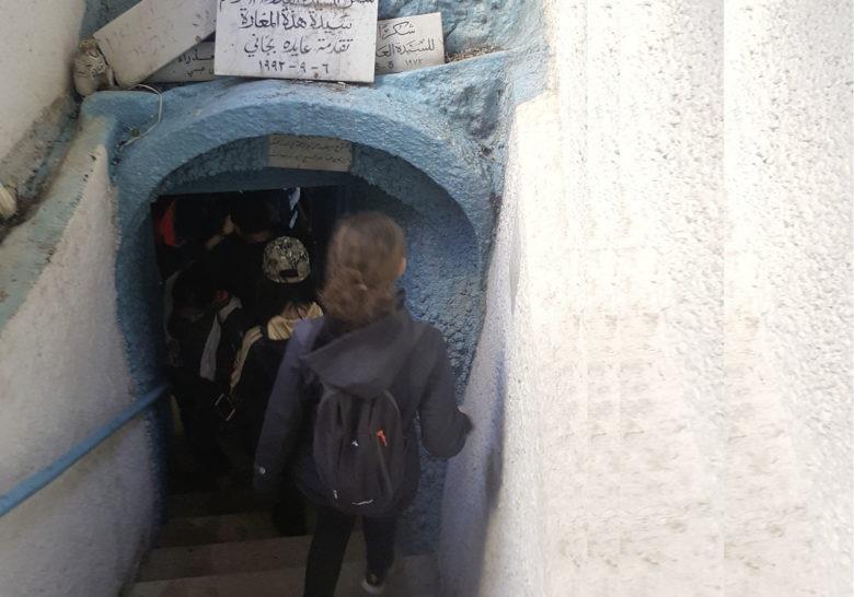 Virgin Mary Grotto Beirut