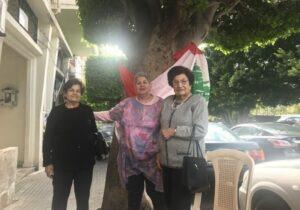 Walking in Achrafieh Beirut
