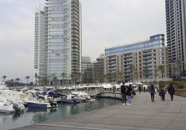 Zaitunay Bay Beirut