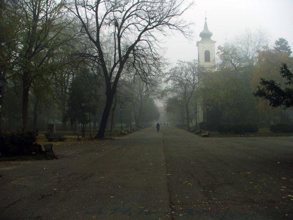 Zemun Park Belgrade