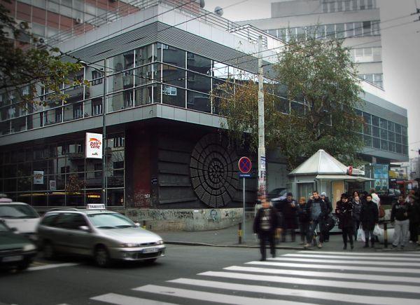 Dom Omladine Beograda Belgrade