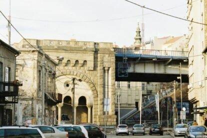 Branko's/King Aleksandar Bridge Belgrade