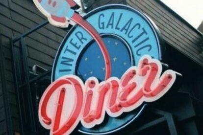 Intergalactic Diner Belgrade