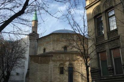 Bajrakli Mosque Belgrade