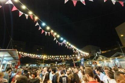 Belgrade Night Market Belgrade