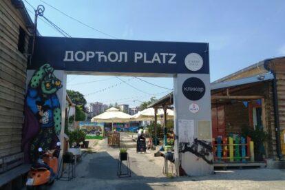 Dorćol Platz Belgrade