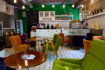 Kozmeticar cafe Belgrade