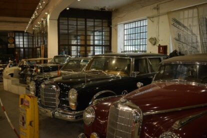 Muzej Automobila Auto Museum Belgrade