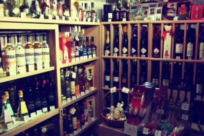 Rakia Bar Gift Shop Belgrade