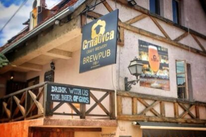 Crna Ovca Craft Brewery Belgrade