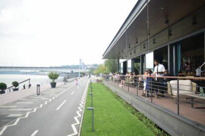Savska Promenada Belgrade