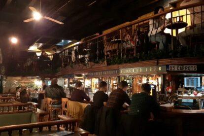 The Three Carrots Pub Belgrade