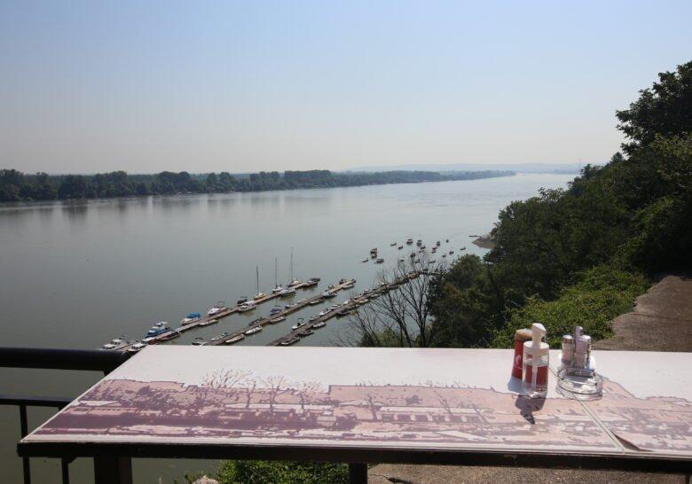 Balkan Ekspres restaurant Belgrade