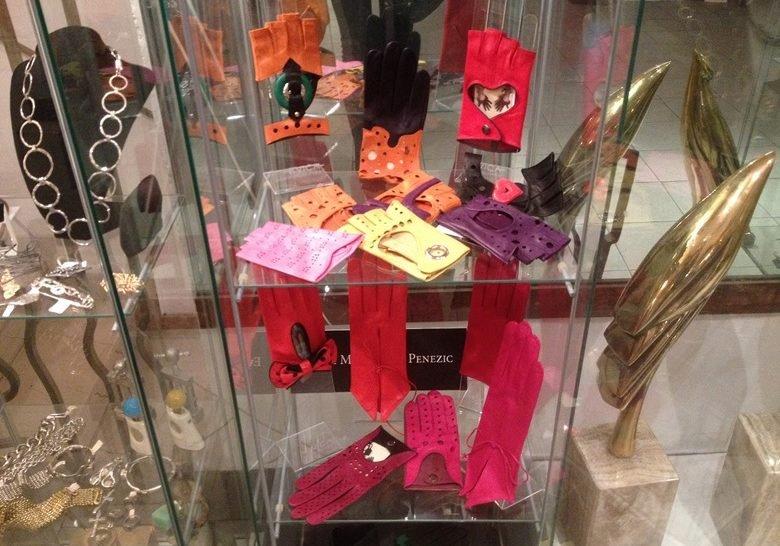 Evica gloves – Fun luxury