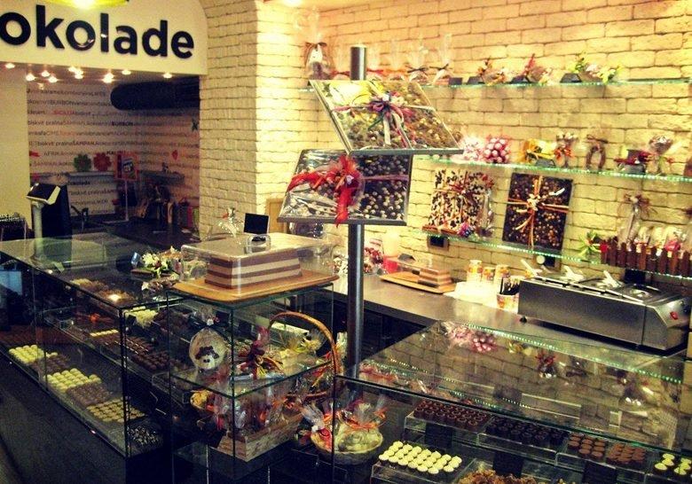 Galerija čokolade Premier Belgrade