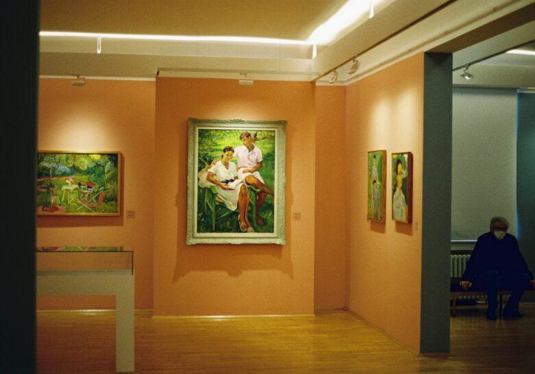 Gallery of Petar Dobrovic Belgrade