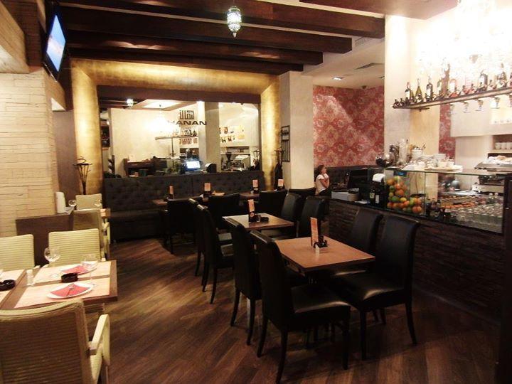 Hanan restaurant Belgrade