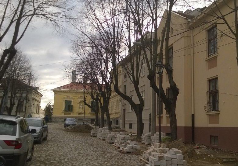 Kosančićev Venac Belgrade