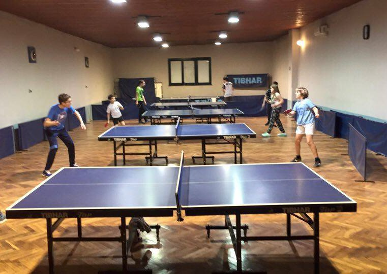 Mladost table tennis bar Belgrade