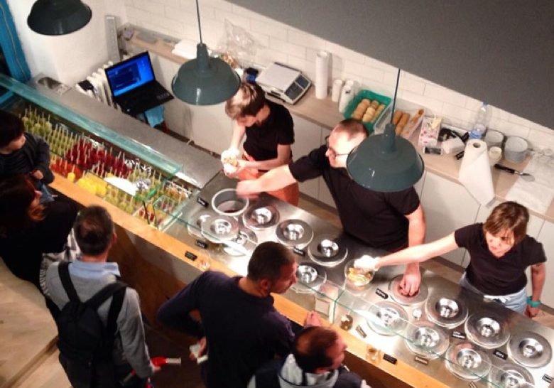 Moritz Eis – Crna ovca – The great ice cream debate