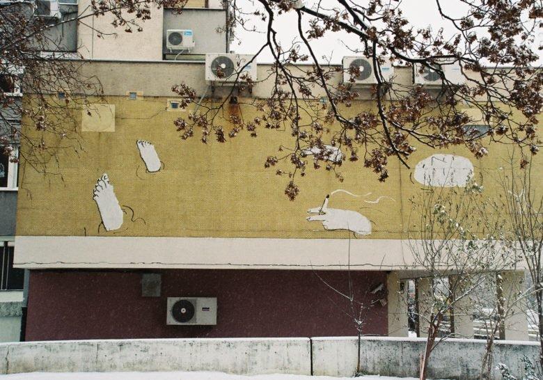 Murals of Belgrade Belgrade