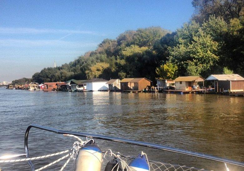 Nirvana Street – Boatride on Belgrade rivers