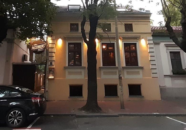 Passengers Bar Belgrade