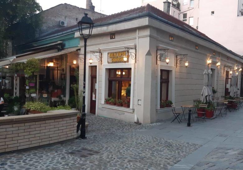 Spasa Bakery Belgrade