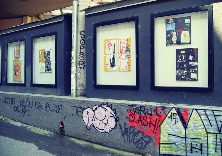 Street Gallery Belgrade