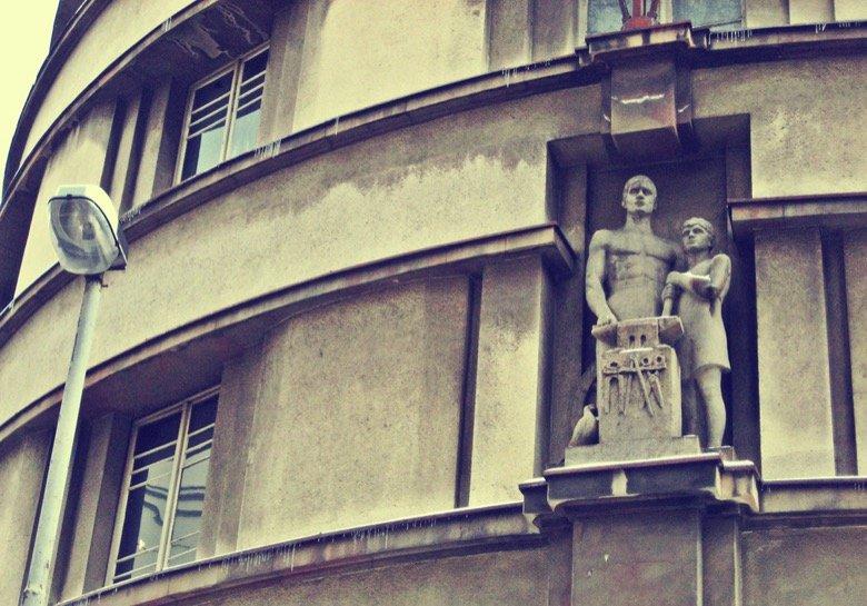 The artisan sculpture Belgrade