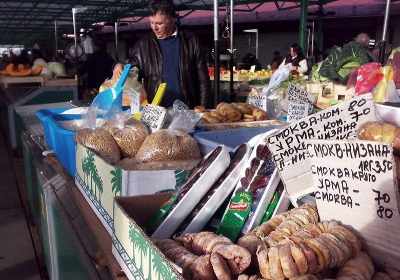 Zeleni Venac Market Belgrade