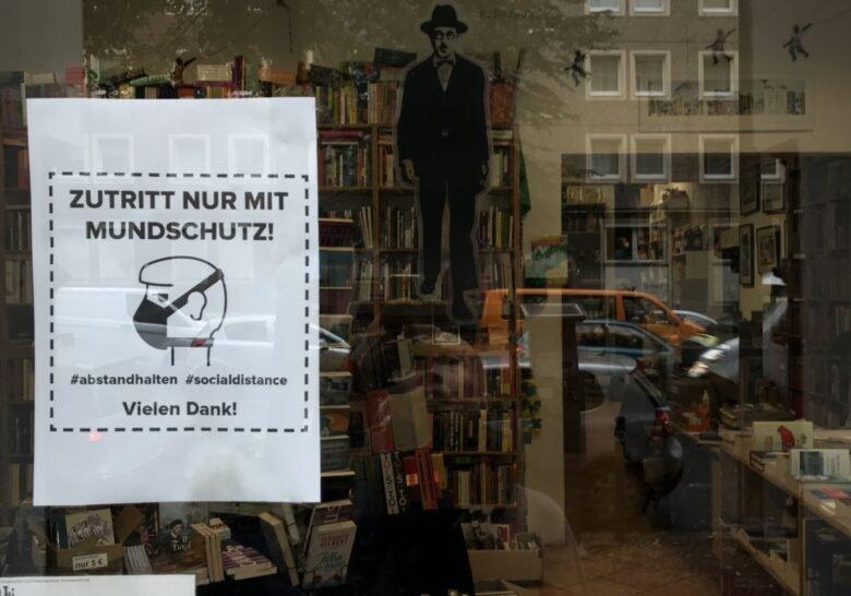 a Livraria Berlin